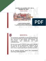 Transicion a La Version 2015 de La Norma Iso 9001
