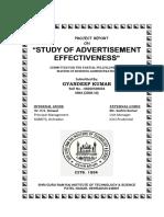 Advertisement-Effectiveness project report.pdf