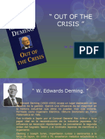 Out of the Crisis