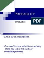 Probability (Tugh)