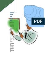 Redes y Componentes Del PC