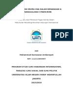Kerjasama Uni Eropa-cina Dalam Menangani & Menanggulangi Cybercrime