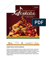 Ladeliciosahistoriadelxocolate.dossier 2016