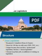Texas Legislature F13
