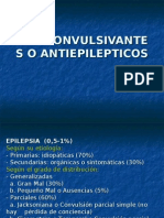 29 ANTICONVULSIVANTES