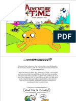 """Adventure Time"" series presentation"