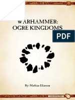 Ravening Hordes - Ogre Kingdoms 9th Ed