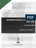 Interpretacion Norma Iso 9001