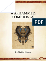 Ravening Hordes - Tomb Kings 9th Ed