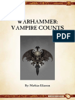 Ravening Hordes - Vampire Counts 9th Ed