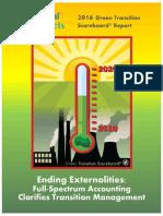 Ending Externalities