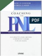 Coaching Con Pnl - Joseph Oconnor y Andrea Lages