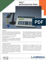 Pico Ph and Conductivity Meter