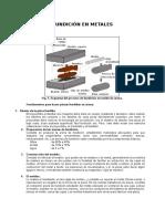 Fundicion Metales USP