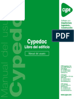 Cypedoc. Libro Del Edificio - Manual Del Usuario