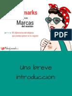 Guia Lovemarks vs Marcas MakingLovemaks.es