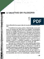 Pieper Texto 7-Capítulo II- Objetivo Da Filosofia