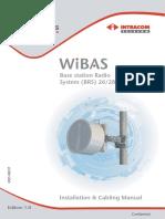 WiBAS BRB BRAhg 26 28 Installation en Ed1.1