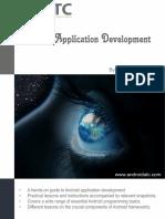 Android Application Development E-Book