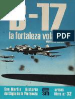 Editorial San Martin - Armas #32_B-17_La_fortaleza_volante
