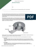 NB-18 - Specification of Rupture Disk Burst Pressure