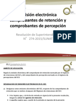 Cp Retencion y Percepcion Electronica
