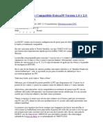 Interfaz Simple Compatible Esteca55 Versión 1