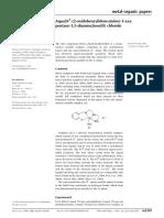 ContentAqua[N1-(2-oxidobenzylideneamino)-3-azapentane- 1,5-diamine]iron(II) chloride Server