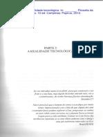 Texto - Tecnologia Geral - A Realidade Tecnológica