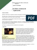 PUC Apuntes de Semiologia
