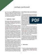 Deontología (Profesional)