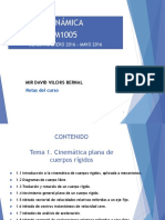 Notas Dinamica U1 20161S DVB