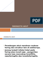 Slide Faringitis