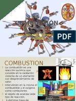 Cámara de Combustión Expo