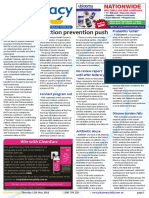 Pharmacy Daily for Thu 12 May 2016 - Election prevention push, Pharmacy ethics ratings, Disease burden falls, Travel Specials and much more