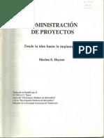 MANUAL Admon Proyectos