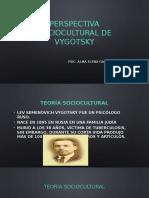 Perspectiva Sociocultural de Vigotsky