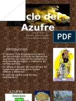 Ciclo Del Azufre - Copia
