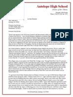 7e-night contemporary letter format