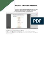 Análisis y Diseño de La Plataforma Simuladora de Vuelo