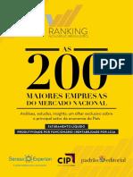 Ranking 200 Novarejo
