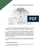 Estrucutra Orgánica y Funcionamiento Del Poder Judicial_1.0.0