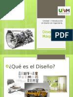 Unidad I - Parte 1 Diseño de Máquinas