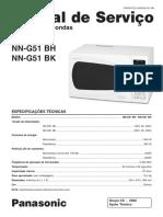 Panasonic+NN-G51+BH+BK