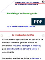 02.0 Metodología de Investigacion