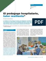 El Pedagogo Hospitalario