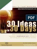 30 Marketing Ideas in 30 Days.pdf