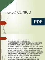 CASO CLINICO (Quiste Hidatidico)