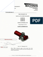 SIL 2 Certificate for Complete Valve