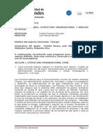 Guia 4 Operaciones,Estructura Organizacional y Analisis de Riesgos